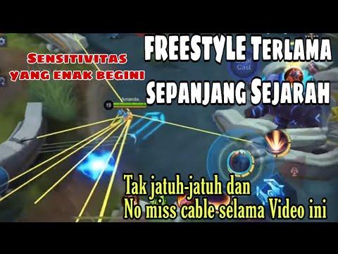kalau-freestyle-fannyku-mendarat,-video-ini-selesai---non-stop-freestyle-fanny-!!-mlbb