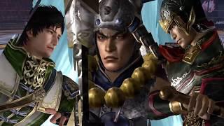 Warriors Orochi 3 Ultimate | Tombo-Giri gameplay