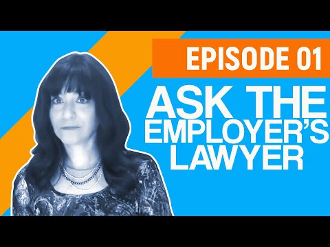 Ask The Employer's Lawyer 01 My Employee Needs Medical Leave & Doesn't Want To Take FMLA...