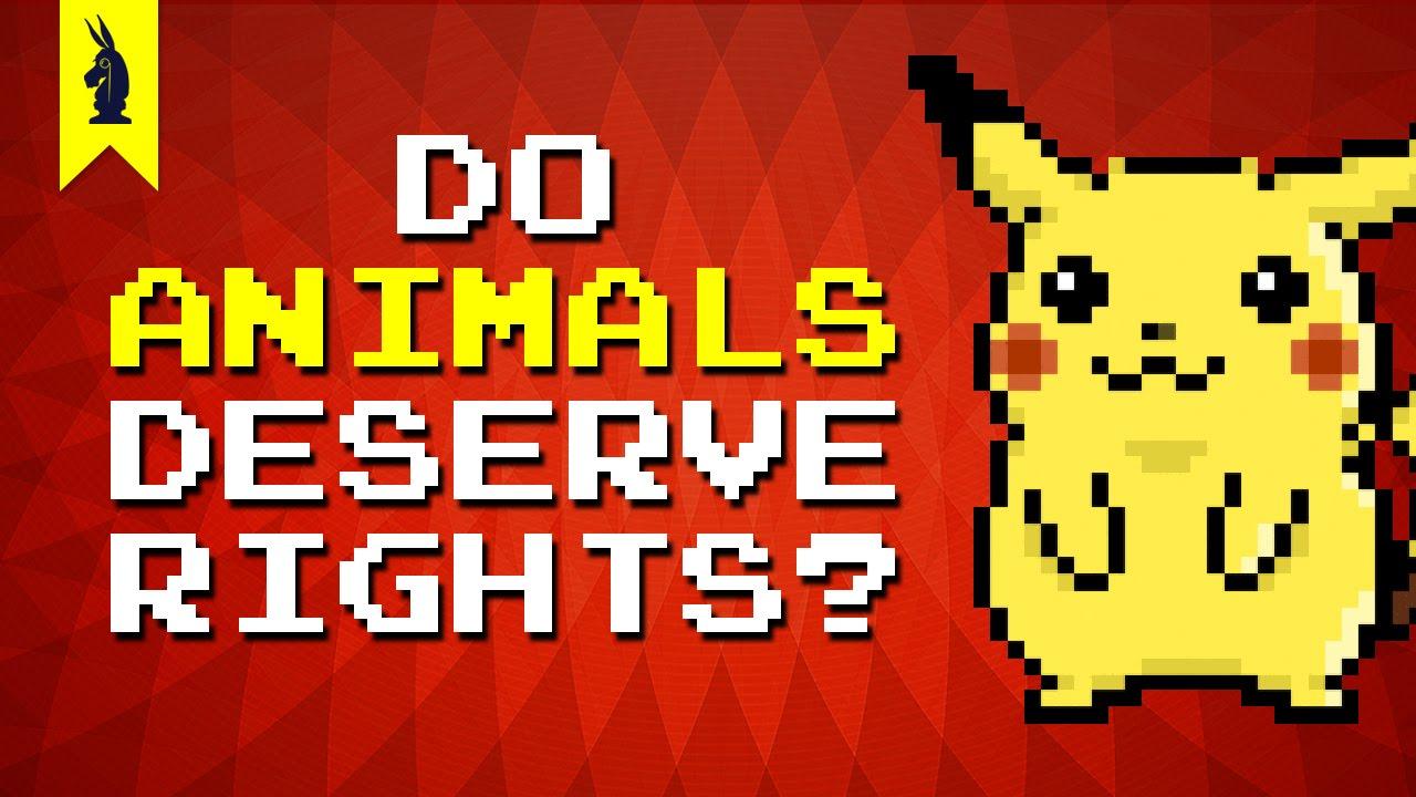 Should Animals Have Human Rights Pokmon  Speciesism -1403