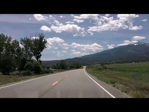 Salida to Canon City, Colorado via US 50