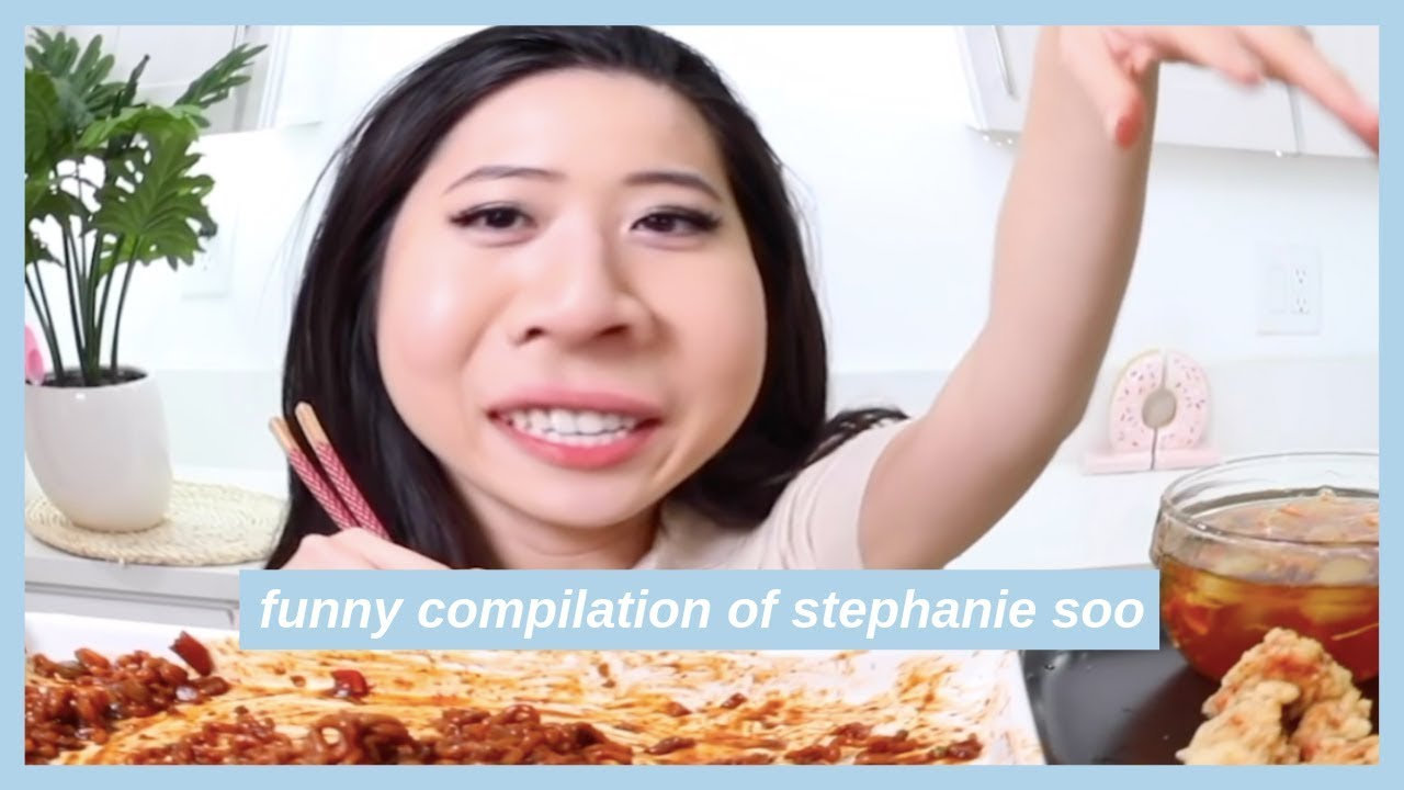 stephanie soo making sexual jokes for 2 minutes straight - 9tube tv