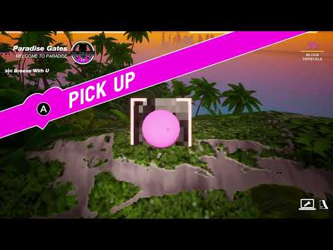 Paradise Killer 22: Hacking a Jump |