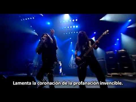 Vital Remains - Dechristianize (Subtitulos Español)