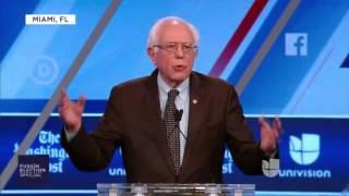 Bernie Sanders in 1985 praises Fidel Castro