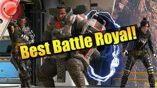 Apex Legends is greater than Fortnite/Destiny 2! I'm here to wreck!