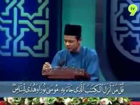Akademi Al-Quran 3 - Separuh Akhir 2 - Syamsul