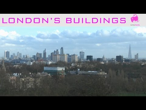 Cities of Europe; London's Buildings