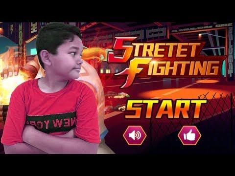 STREET FIGHTING Beraninya Keroyokan || RVA Gamers Indonesia