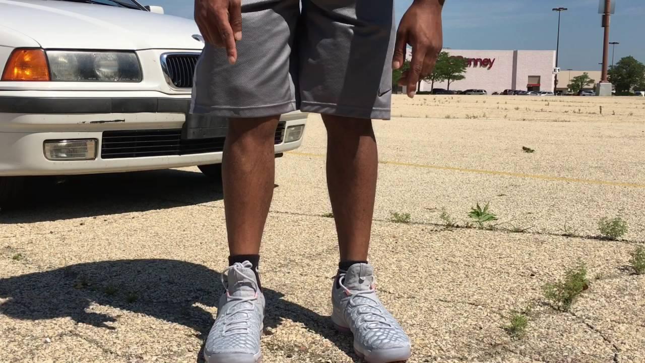 best service 0059a a0486 Nike KD 9 Zero On Feet Look