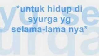 [*sumayyah - hijjaz (lirik lagu)*]