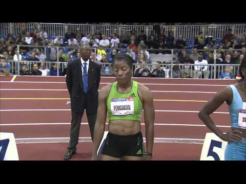 105th Millrose Games - Bianca Knight Wins Women's 60m Dash