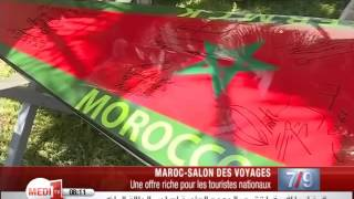 Casablanca: ouverture du Salon des Voyages, Tourisme et Loisirs