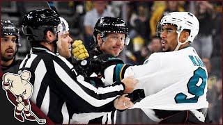 NHL: Suspensions [Part 7]