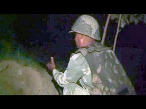 Pakistani troops target 25 BSF posts in J&K, Indian army retaliates
