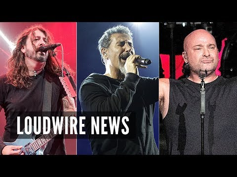Foo Fighters, System of a Down, Disturbed + More Confirmed for New Festival