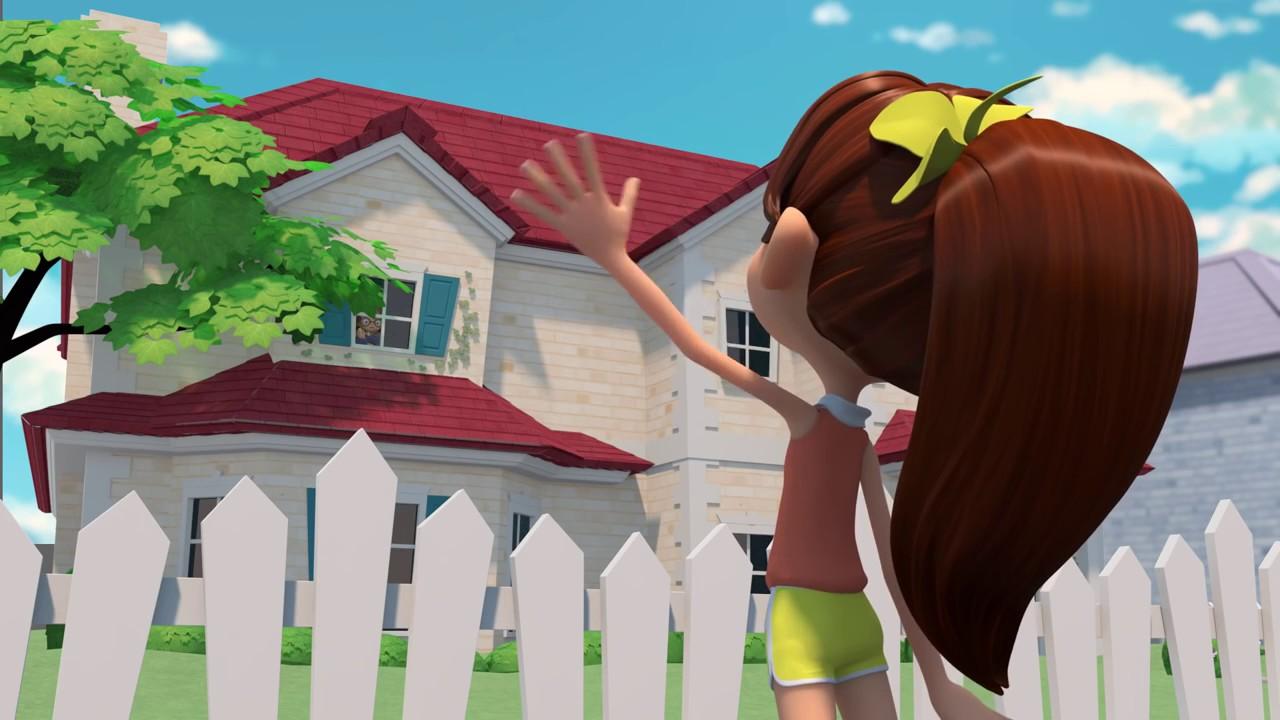 CGI Animated Short Film HD   Spellbound Short Film  by Ying Wu & Lizzia Xu   YouTube 720p