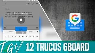 12 trucos para el mejor teclado Android