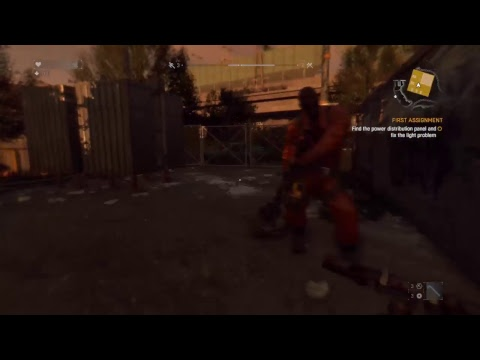 Dying Light the following game play Episode 1