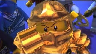 Лего Ниндзя Го:  Мастера кружитцу атакуют - Смотреть Онлайн/Ninja go: Masters of the Circle attack