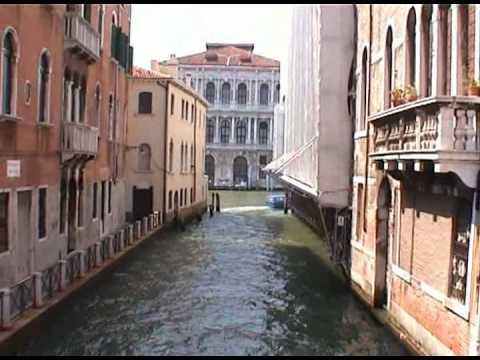 Песни венецианских гондольеров