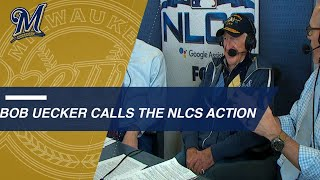 Uecker calls the NLCS action