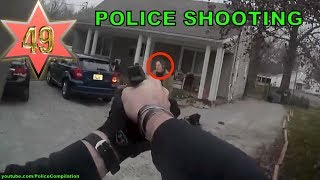 Police shooting criminals, part 49
