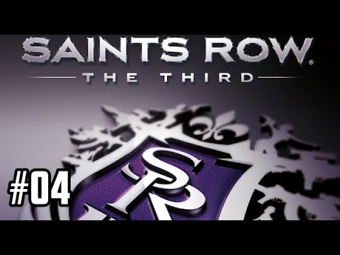 Saint's Row The Third - Bölüm 04 - Bol Macera !