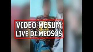 Inilah video mesum live di media sosial
