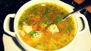 Рыбный суп. Суп из пангасиуса. Уха домашняя