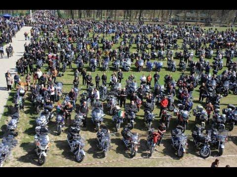 Msza Święta - XIV Motocyklowy Zlot Gwiaździsty im. Księdza Ułana Zdzisława Jastrzębiec Peszkowskiego