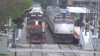 HD Green Spring Day - Pan Am DO-1 515 Meets Maine Eastern in Brunswick ME - 5/24/2013