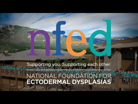 Welcome to the NFED! Learn About Ectodermal Dysplasia - YouTube