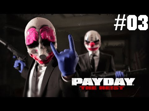 PayDay: The Heist - #03: Panik Raum | Gameplay