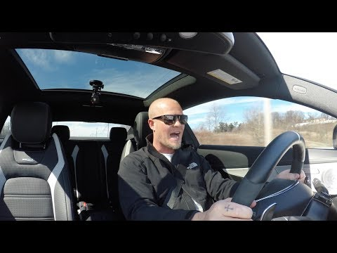 Hmm.. Mercedes.. Here's how fast a 2018 C63 ACTUALLY is.. (0-60 MPH)