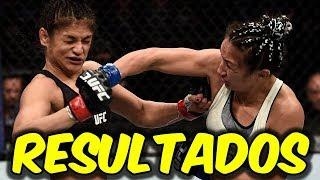 Video RESULTADOS UFC 219 (UFC CYBORG VS HOLM) download MP3, 3GP, MP4, WEBM, AVI, FLV November 2018