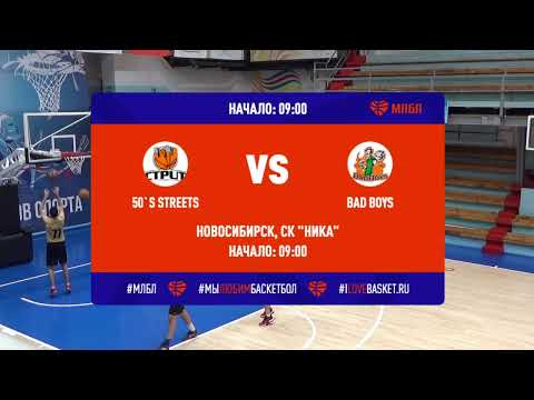 НБА 10.04.2021. 1/4  ПЛЕЙ-ОФФ 50`S STREETS - BAD BOYS