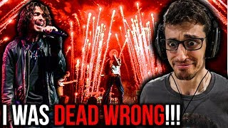 """Hip-Hop Head's FIRST TIME Hearing AUDIOSLAVE - """"Cochise"""" (REACTION!!)"""