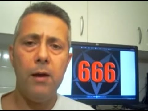 VERI CHIP IS A LIE - The Mark of the Beast is already here