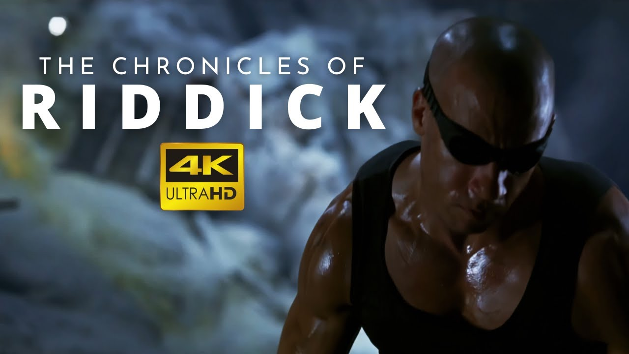 Download Chronicles of Riddick (2004) Official Trailer in 4K