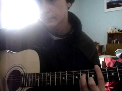 No promises-Shayne Ward cover acoustic guitar