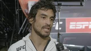 UFC Финикс: Крон Грейси - Я не удивлен