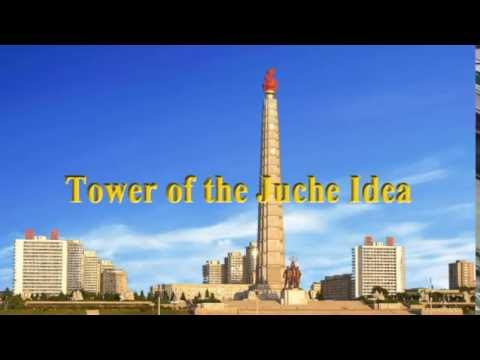 Tower of the Juche Idea - Official DPRK Informational Video