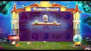 Machine à sous Tumble Dwarft - lol, encore un tour de magie avec ce jeu...