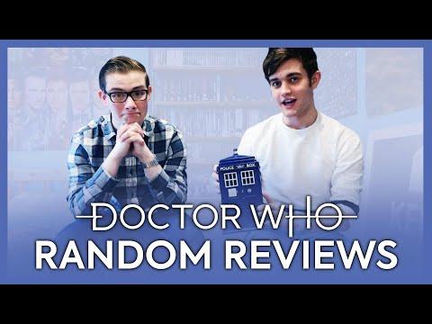 Doctor Who | Random Episode Reviews!