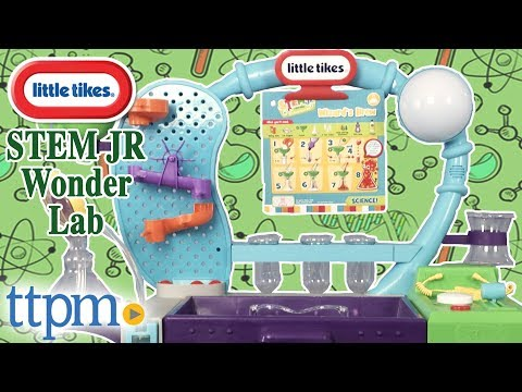 Little Tikes STEM Jr Wonder Lab from MGA Entertainment