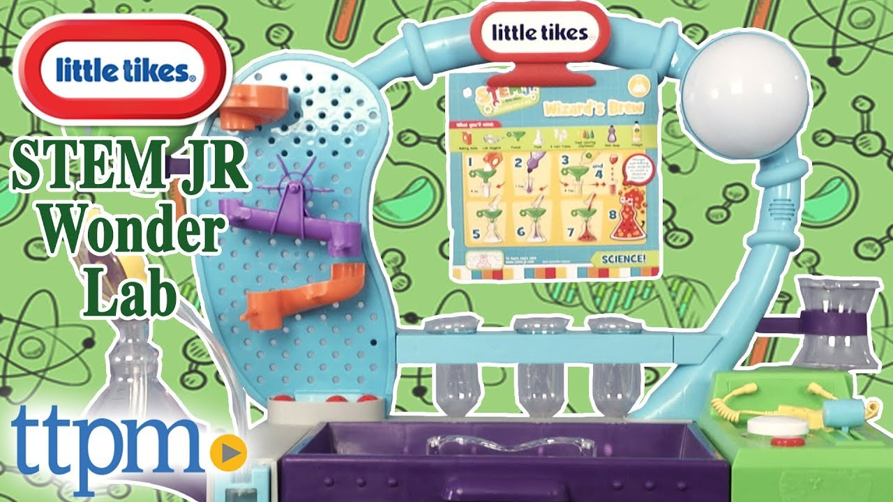 c022d39162 Little Tikes STEM Jr Wonder Lab from MGA Entertainment - YouTube