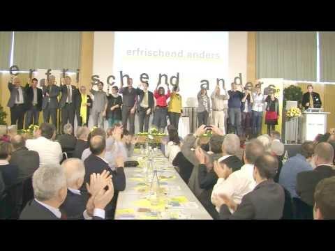 BDP präsentiert Thuner Gemeinderatskandidaten 2014