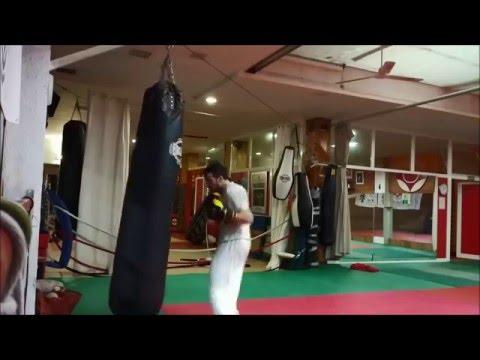 Entrenamiento Saco x3