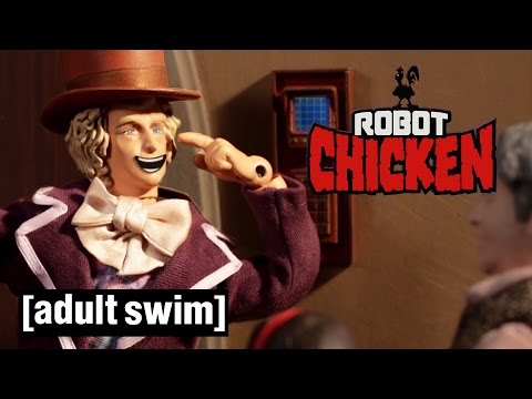 The Best of Charlie and the Chocolate Factory | Robot Chicken | Adult Swim